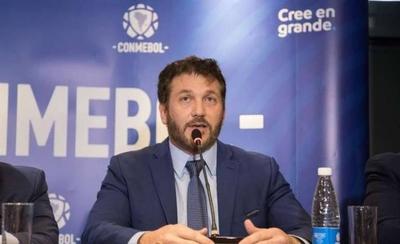 HOY / Domínguez anuncia 6 millones de dólares más de CONMEBOL para los clubes