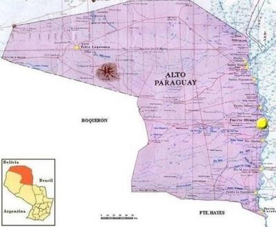 HOY / Hombre muere calcinado tras accidente aéreo en el Chaco