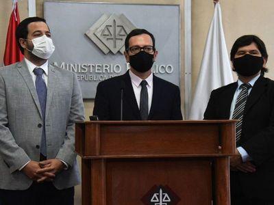 """Los fiscales cuestionan la """"irregular actuación"""" de jueza en caso Zacarías"""