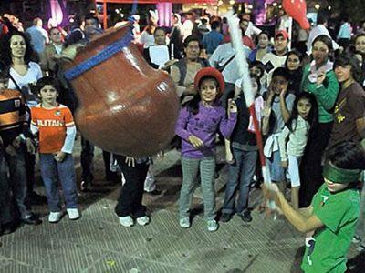 Celebración atípica del San Juan Ára