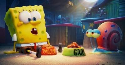 """HOY / La película """"Bob Esponja: Al rescate"""" no se estrenará en cines"""