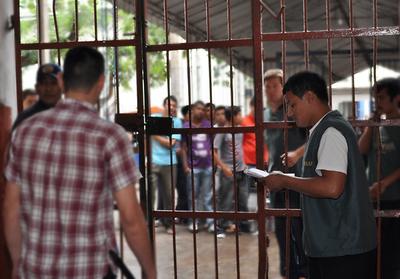 Más de 100 personas dieron positivo al Covid-19 en penal de CDE