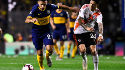 Fútbol argentino recibe ultimátum