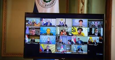 Presidentes de América Latina y del Caribe se unen para enfrentar al COVID-19