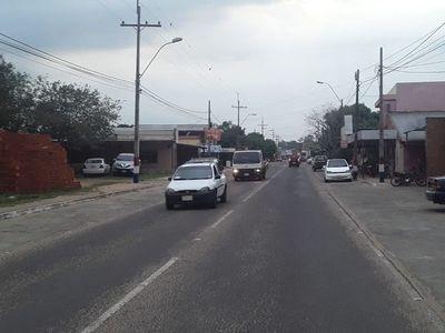 Organizan caravana en Ayolas para volver a Fase 0 de la cuarentena