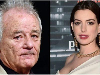 Anne Hathaway y Bill Murray protagonizarán Bum's Rush