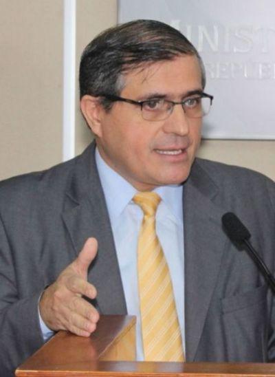 Ministro anticorrupción pide que publicación de declaraciones juradas se vuelva estándar