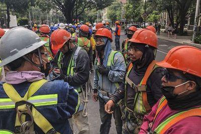 Sube a siete la cifra de muertos por potente sismo en México