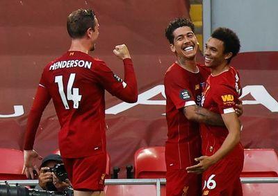 Goleada de los Reds para acariciar el título