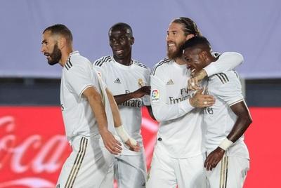 Real Madrid vuelve a tomar el mando de La Liga