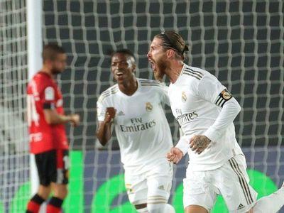 Vinicius y Ramos solventan la primera defensa del liderato
