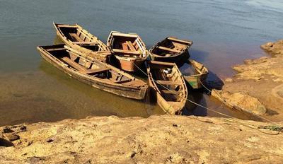 Incautan embarcaciones a orillas del Paraná
