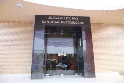 Juzgado de San Juan Nepomuceno es cerrado y sus funcionarios van a cuarentena
