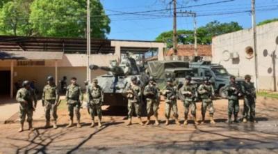 Accionan judicialmente contra militares que dieron positivo a covid-19 en Ayolas