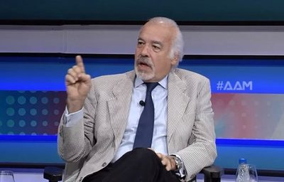 Mazzoleni debe renunciar, sostiene Filártiga