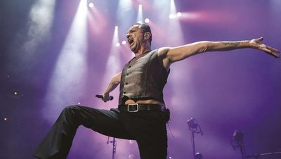 "Depeche Mode transmite hoy su icónico concierto ""LiVE SPiRiTS"""
