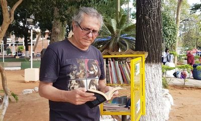 Bibliotecas callejeras van en aumento
