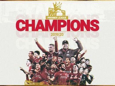 Liverpool, campeón de liga después de 30 años