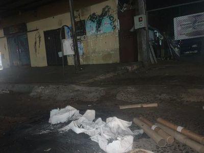 Guerra de denuncias por supuesta violación de la cuarentena en Ñemby