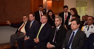 EEUU destaca a la Secretaría de Inteligencia en el combate al terrorismo