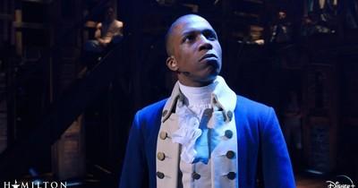 """El exitoso musical """"Hamilton"""" llega a Disney+ en medio de protestas raciales en EEUU"""