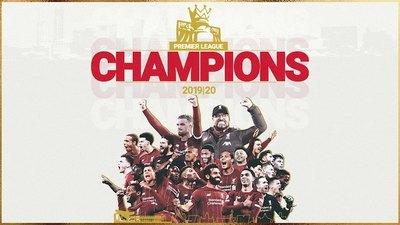 ¡Liverpool es campeón de la Premier League!