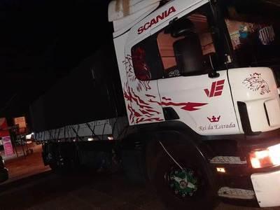 A tiros robaron G. 40 millones a camionero en Ñemby • Luque Noticias