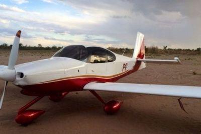Aeronave que capotó en Bahía Negra habría sido robada en Brasil