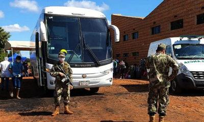 Militar de Paraguarí que violó cuarentena ya fue dado de alta