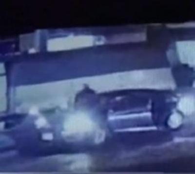 Captan asalto a camionero sobre Acceso Sur