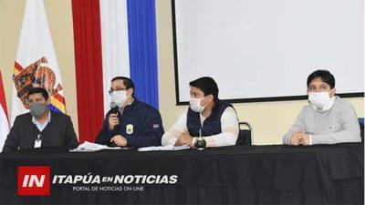 ENERGÍAS PUESTAS EN LA REACTIVACIÓN DEL COMERCIO FRONTERIZO.
