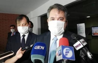 HOY / Tapabocas de la Dinac: juez decreta el arresto domiciliario de Édgar Melgarejo