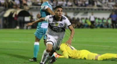 Olimpia saborea la inminente transferencia de Erik López