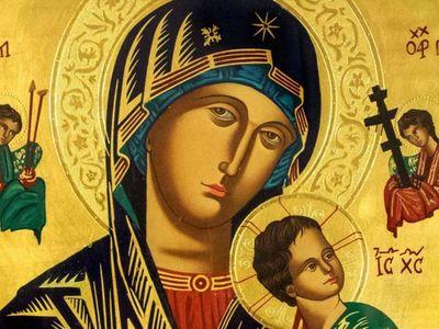 Celebran el día de Nuestra Señora del Perpetuo Socorro con cinco misas