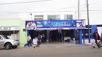 Joyacell electrodomésticos inaugura local en Horqueta