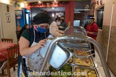 Las restricciones qué hay que tener en cuenta cuando visitamos el restaurante La Kaserita de Pedro Juan Caballero