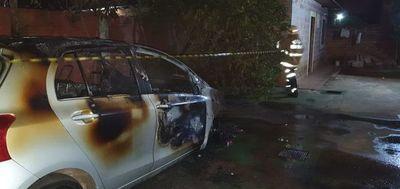 Supuesto atentado con bomba molotov sufre funcionario público