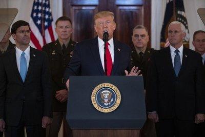 Trump insiste en que no fue informado sobre supuestos pagos rusos a milicias
