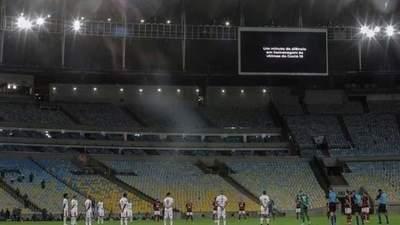 Insólito: En Río de Janeiro vuelve el público a los estadios – Prensa 5