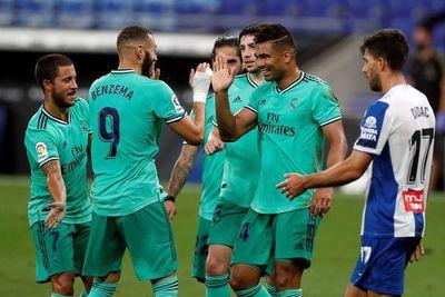 Real Madrid gana y es más líder