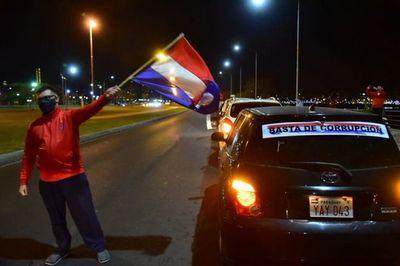 Preparan nueva manifestación 'a nivel nacional' contra impunidad y corrupción