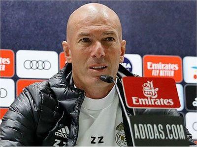 "Zidane: ""Esta liga se va a decidir al final"""