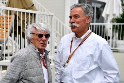 La Fórmula 1 se desmarcó de los comentarios racistas de su exdirector ejecutivo