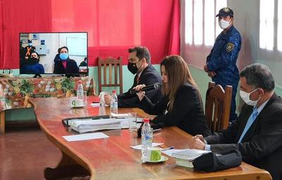 EPP a prisión: Sentencian a Carmen Villalba, Alcides Oviedo y Aldo Meza