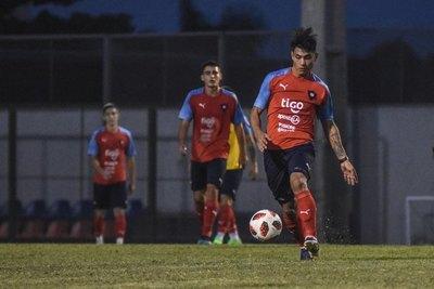Cerro Porteño: los jugadores que integran cada grupo de entrenamiento