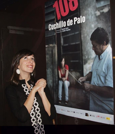 """Realizarán este miércoles un homenaje a Renate Costa con el documental """"Cuchillo de Palo"""""""