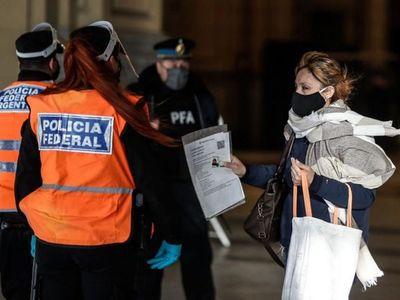Colosal derrumbe económico en Argentina