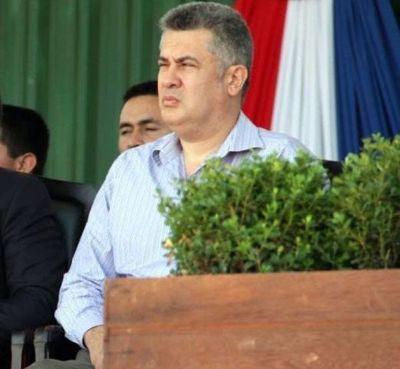Intervención de Municipalidad de Pedro Juan Caballero queda en manos de la ANR