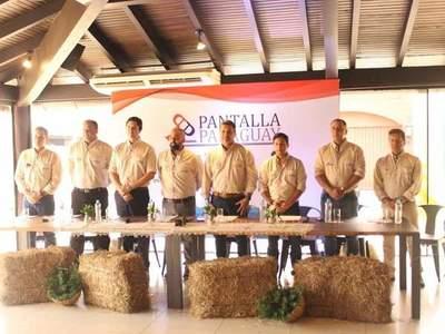 Este martes, Pantalla Paraguay ofrece 3.500 machos y hembras cbo. 0 y marca líquida
