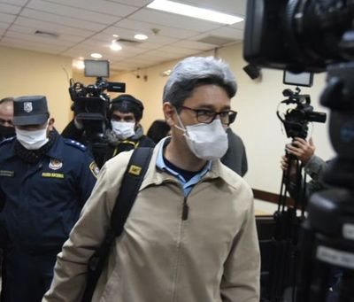 """Camilo Soares: """"Me condenan en base al testimonio de una señora que esta condenada por lavado de dinero"""""""
